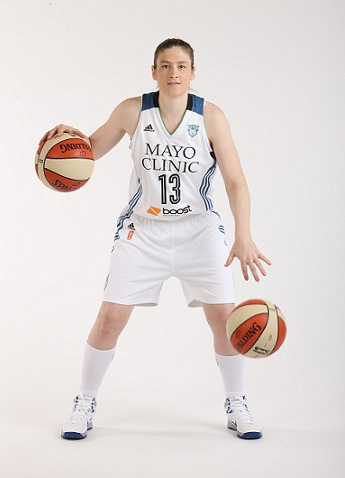 Minnesota Lynx 2014 Media Day