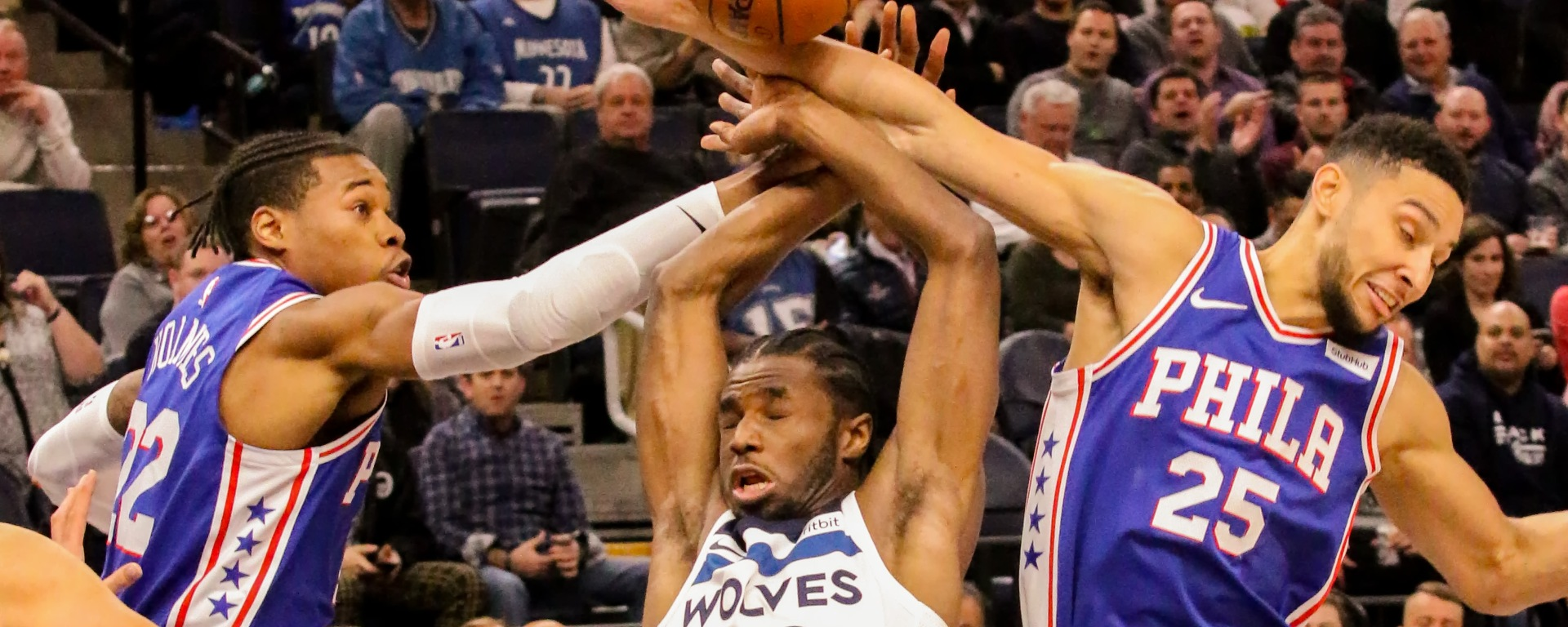 Photo Gallery: Wolves lose in OT to Sixers – Minnesota Score