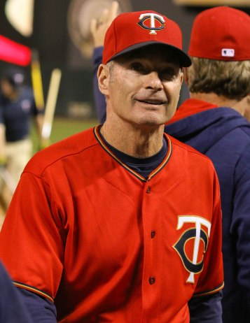 MLB: APR 15 Angels at Twins