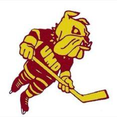 UMD Hockey Logo